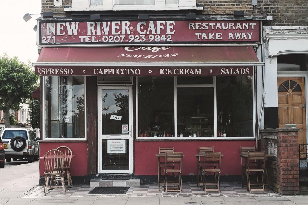 New River Café