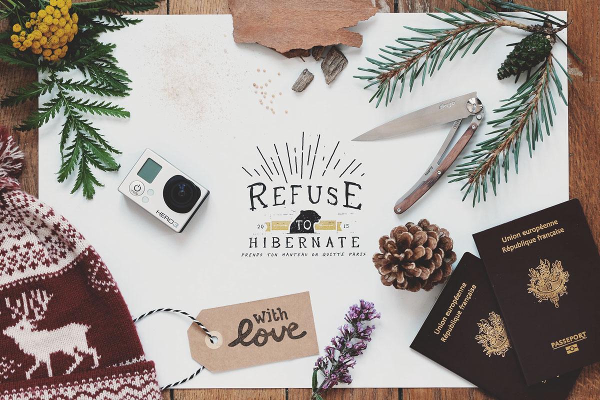 Refuse to hibernate start
