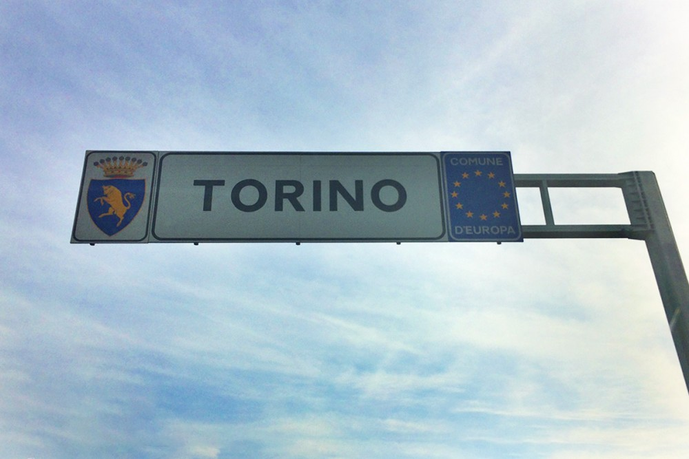 Un week-end à Turin