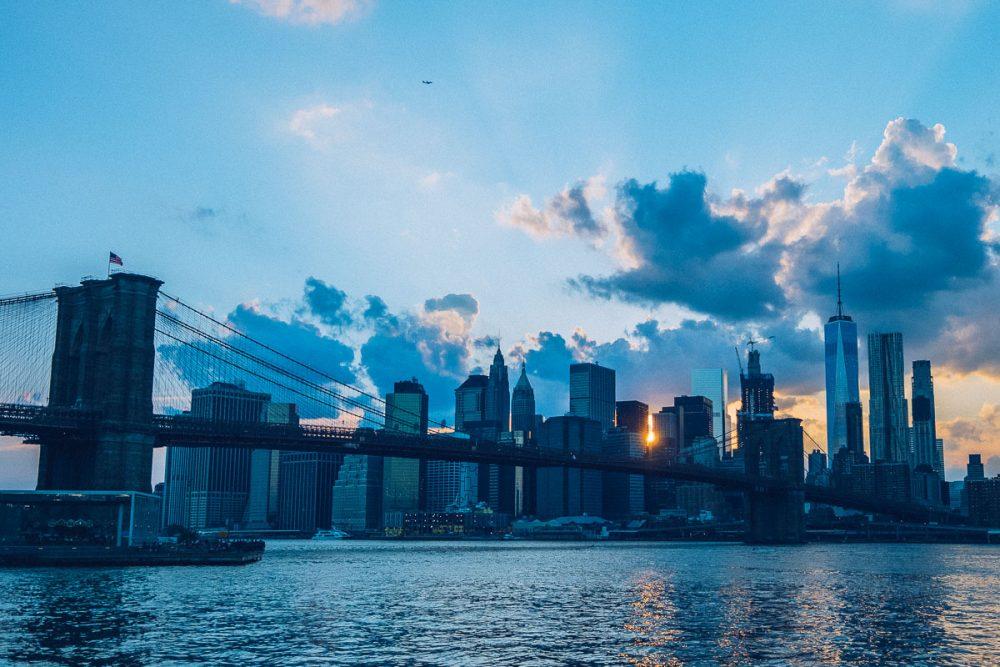 Vidéo : New York en 1 minute