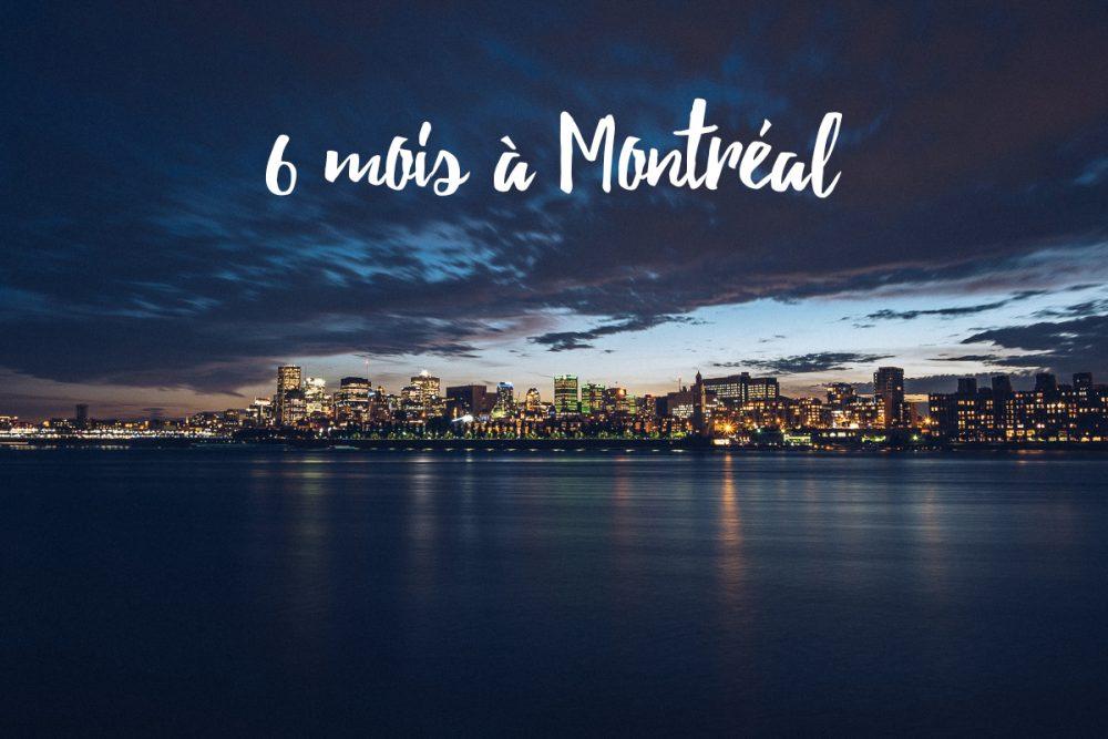 PVT Canada, bilan des six mois à Montréal