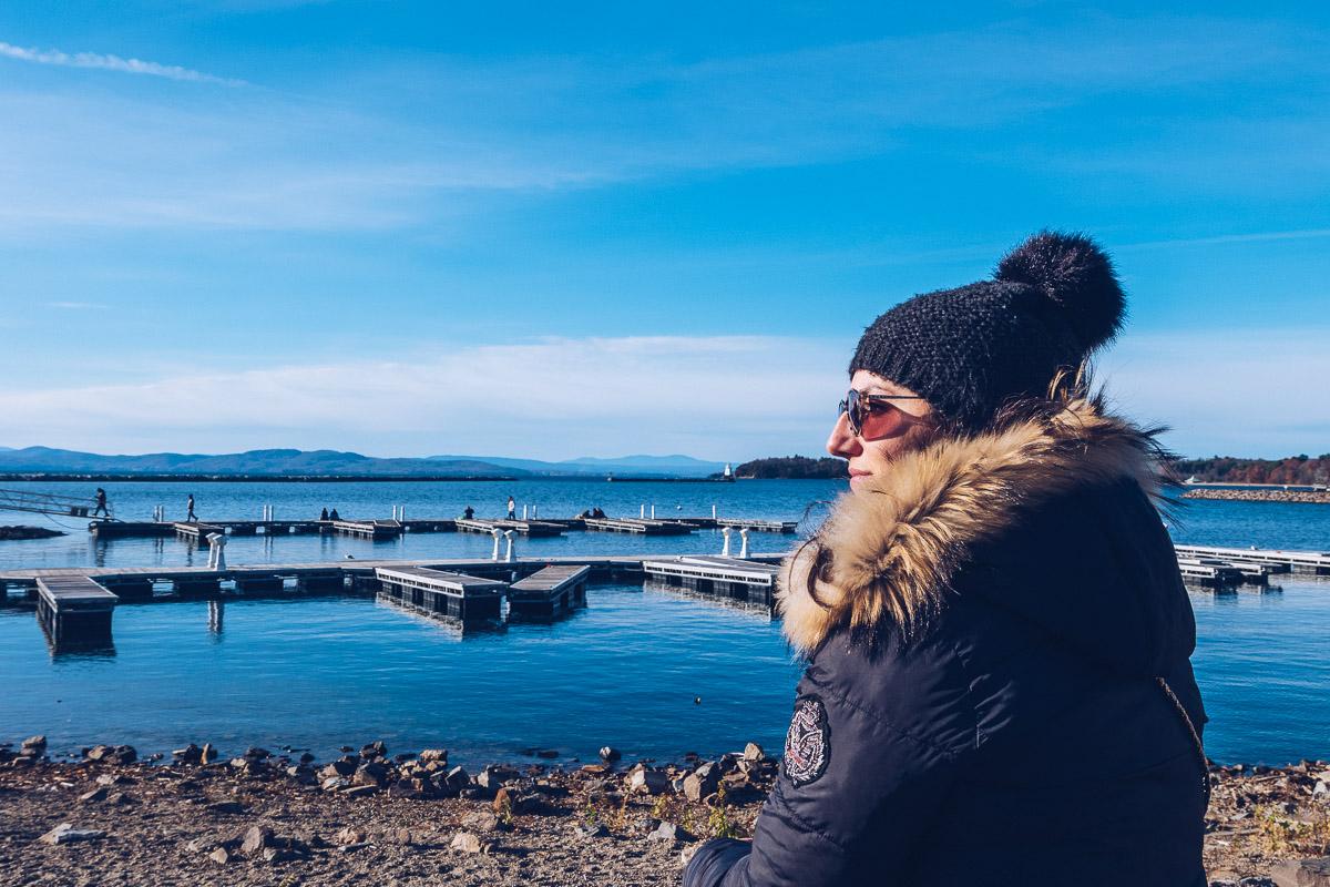 Refuse to hibernate Burlington Audrey sur Waterfront
