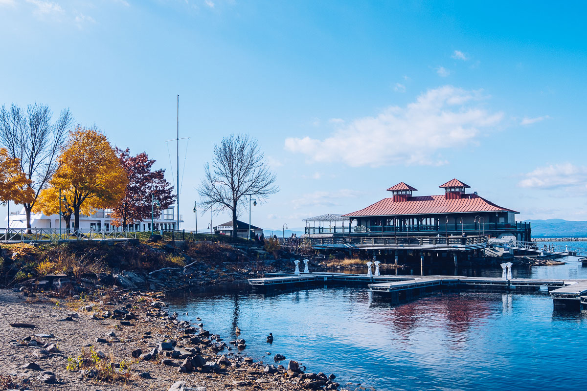Refuse to hibernate Burlington Waterfront boathouse