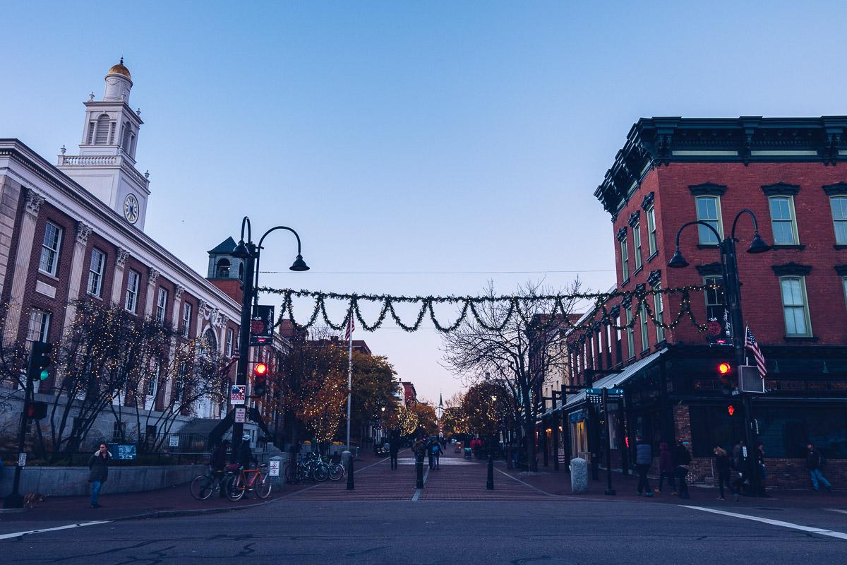 Refuse to hibernate Burlington centre-ville