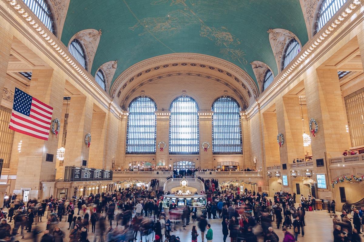 refuse to hibernate new york grand central
