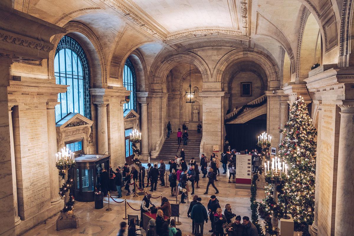 refuse to hibernate new york hall public library