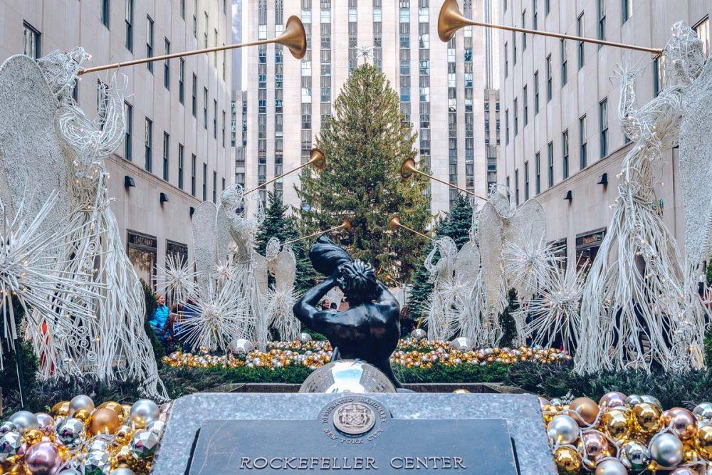 Top 10 des activités à New York pendant les fêtes