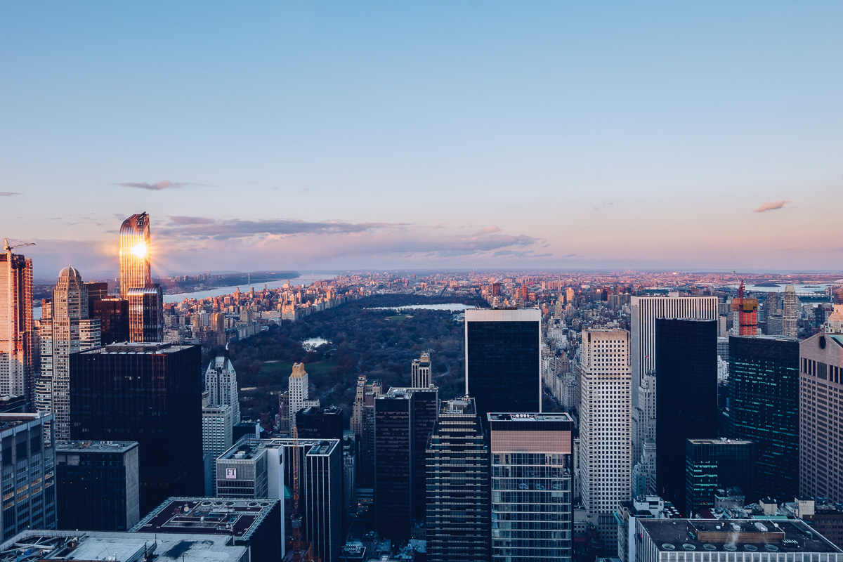 refuse to hibernate new york vue top of the rock