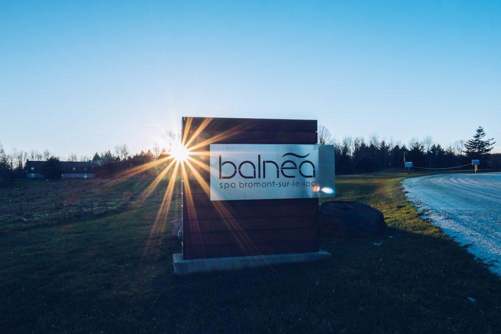 Une journée de détente au spa Balnea
