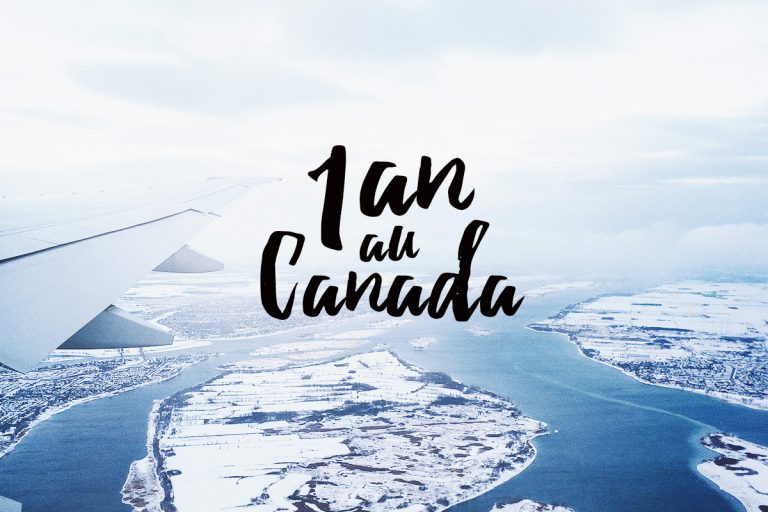 Vidéo | bilan de nos un an en PVT Canada