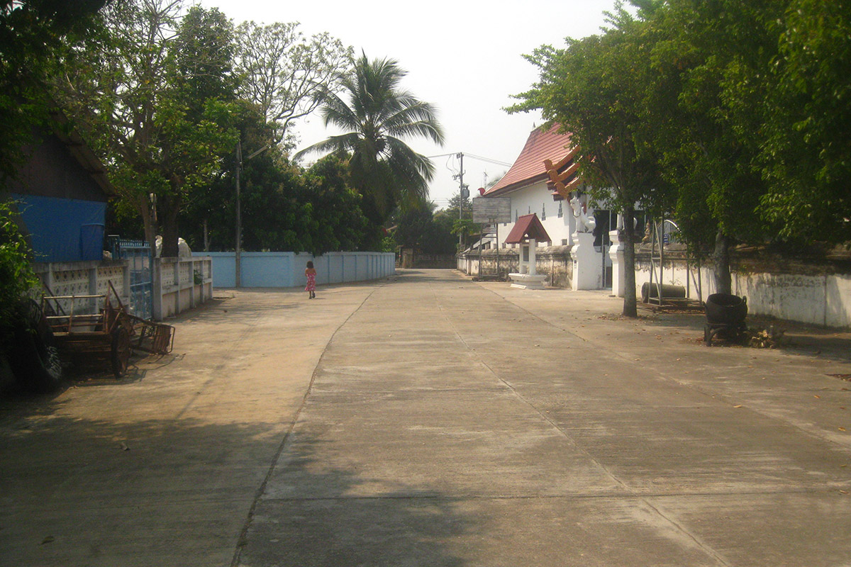 Refuse to hibernate La Grande Déroute Phrao Thaïlande
