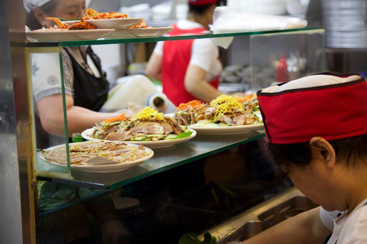 Refuse to hibernate Mickwho Gastronomie Corée du Sud