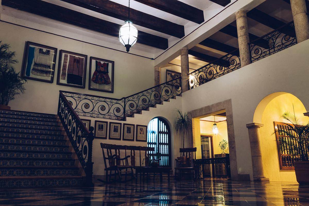Refuse to hibernate yucatan accueil hacienda uxmal plantation museum