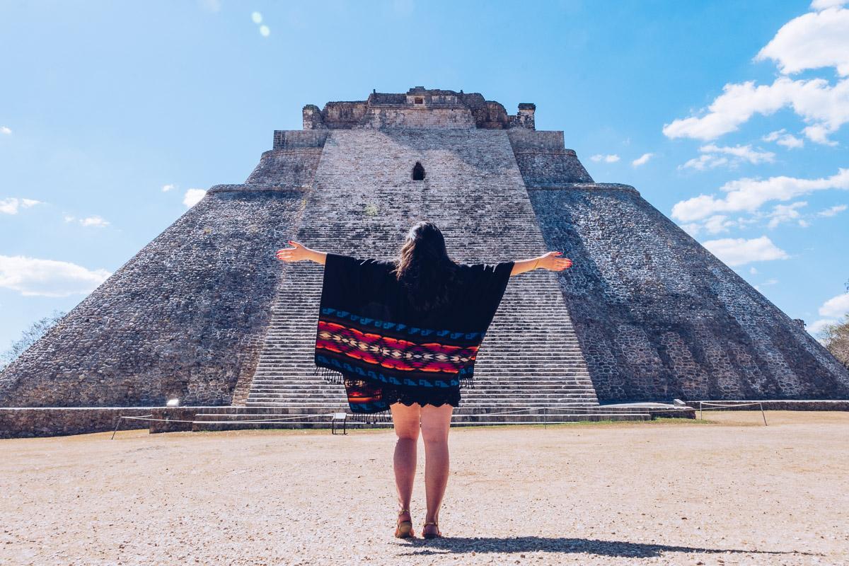 Refuse to hibernate yucatan audrey devant uxmal