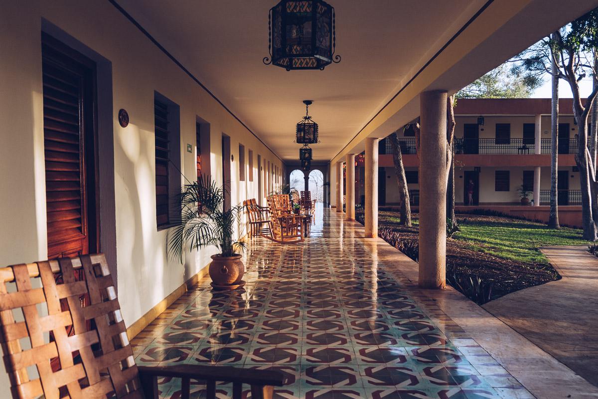 Refuse to hibernate yucatan hacienda uxmal plantation museum
