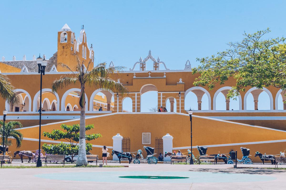 Refuse to hibernate yucatan izamal convento