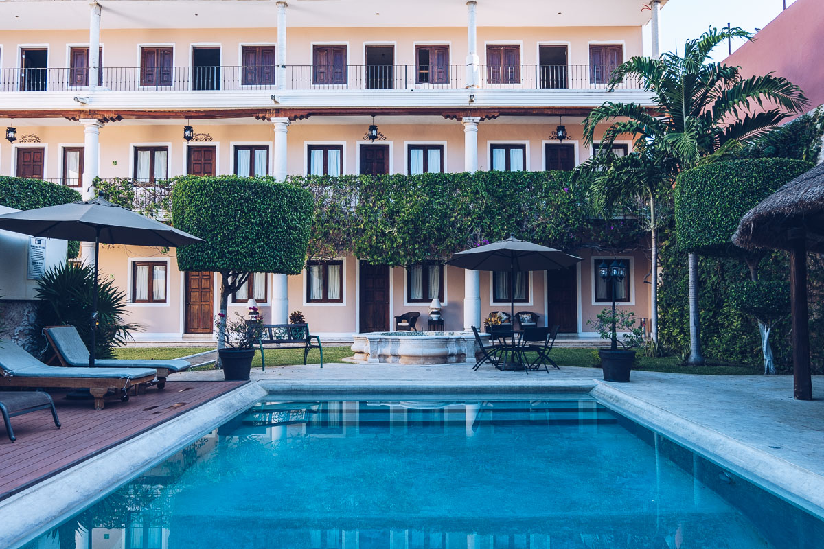 Refuse to hibernate yucatan merida hotel santa lucia