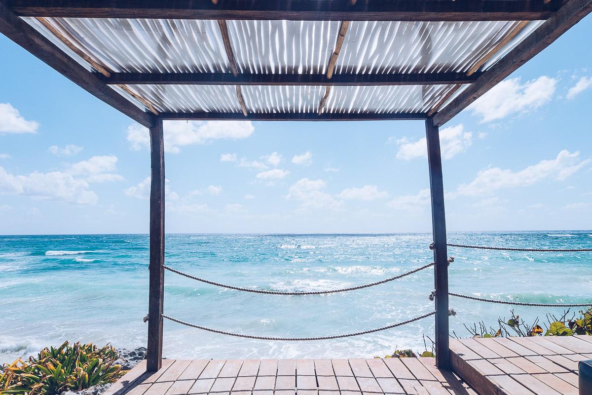 Refuse to hibernate Yucatan tulum maria del mar mer des caraibes