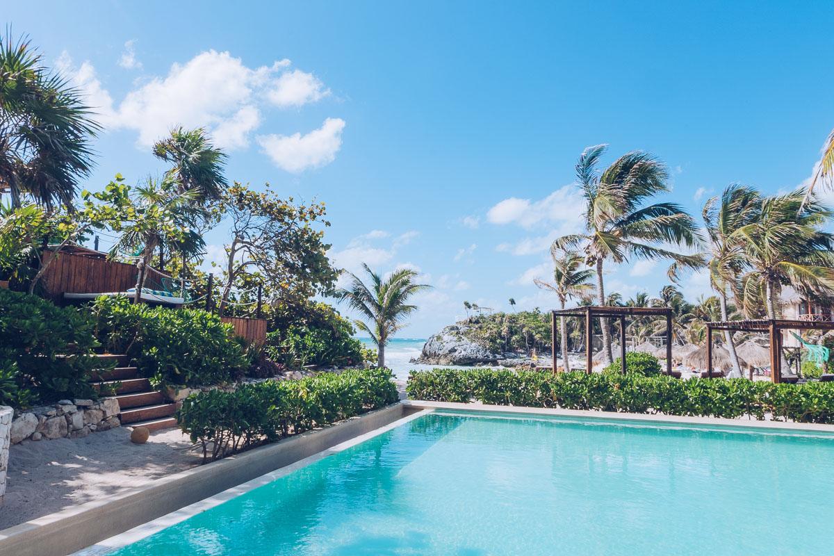 Refuse to hibernate yucatan tulum maria del mar piscine