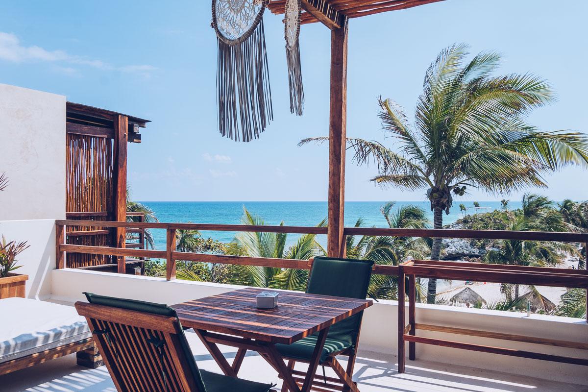 Refuse to hibernate yucatan tulum maria del mar terrasse master suite