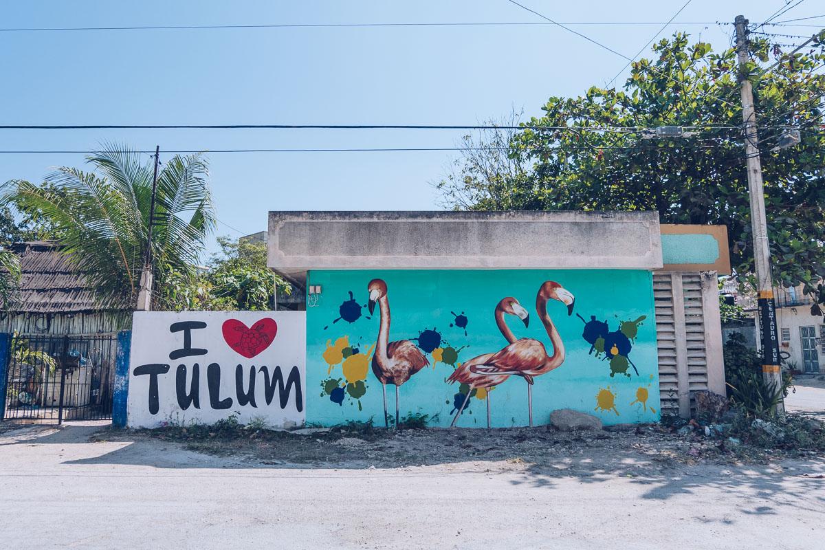 Refuse to hibernate yucatan tulum pueblo street art