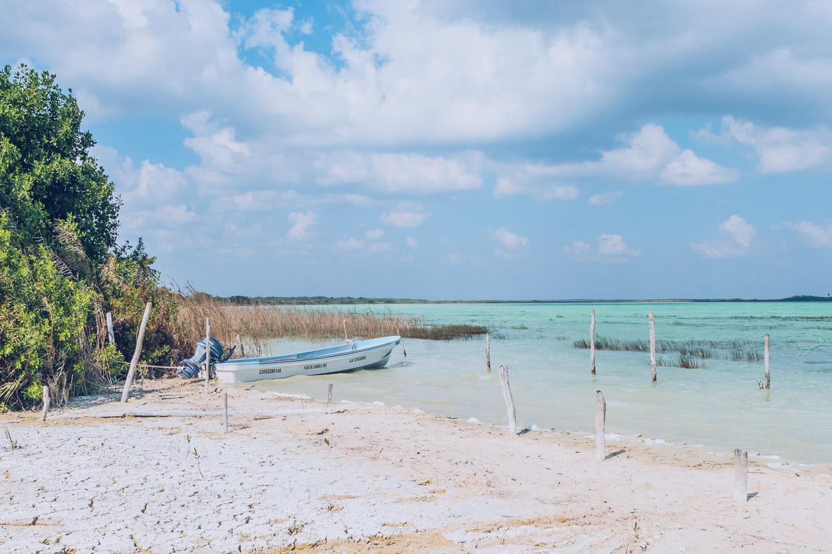 Refuse to hibernate yucatan tulum reserve sian kaan bateau