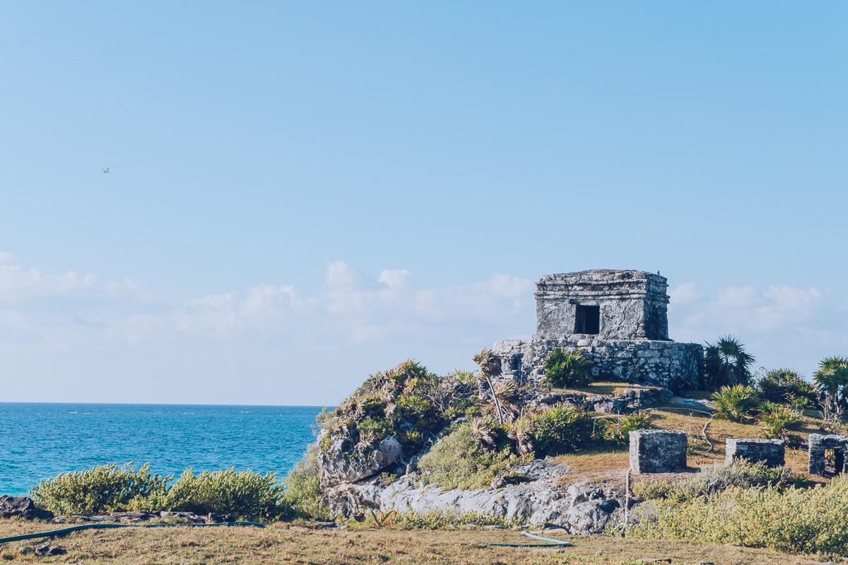 Refuse to hibernate yucatan tulum ruines
