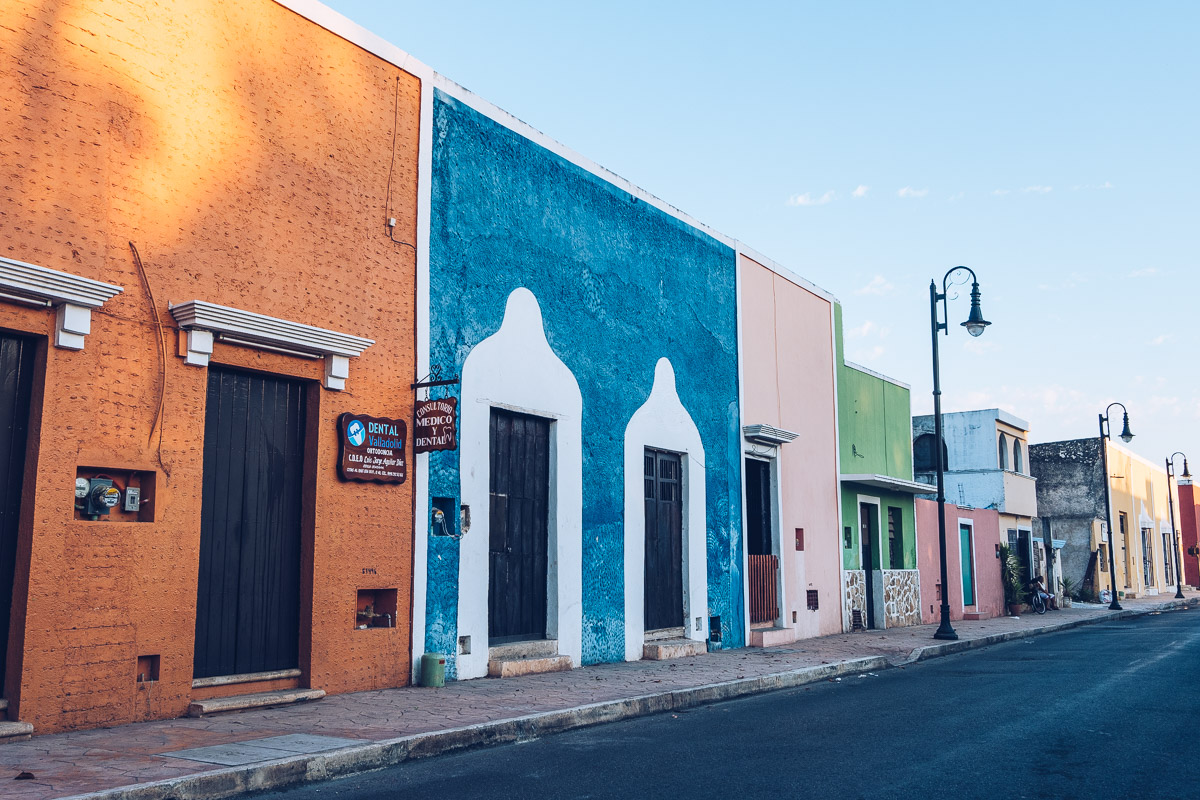 Refuse to hibernate yucatan valladolid maisons colorees
