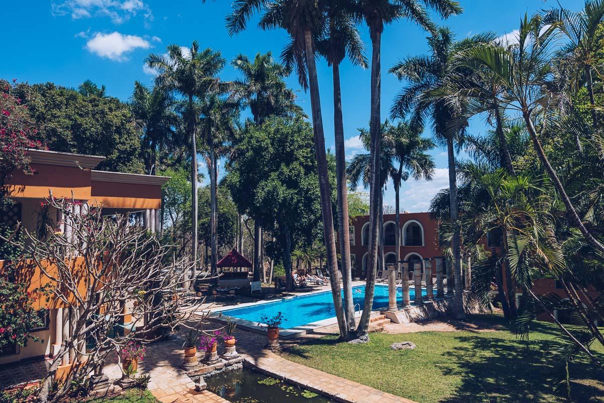 Refuse to hibernate yucatan piscine hacienda uxmal plantation museum