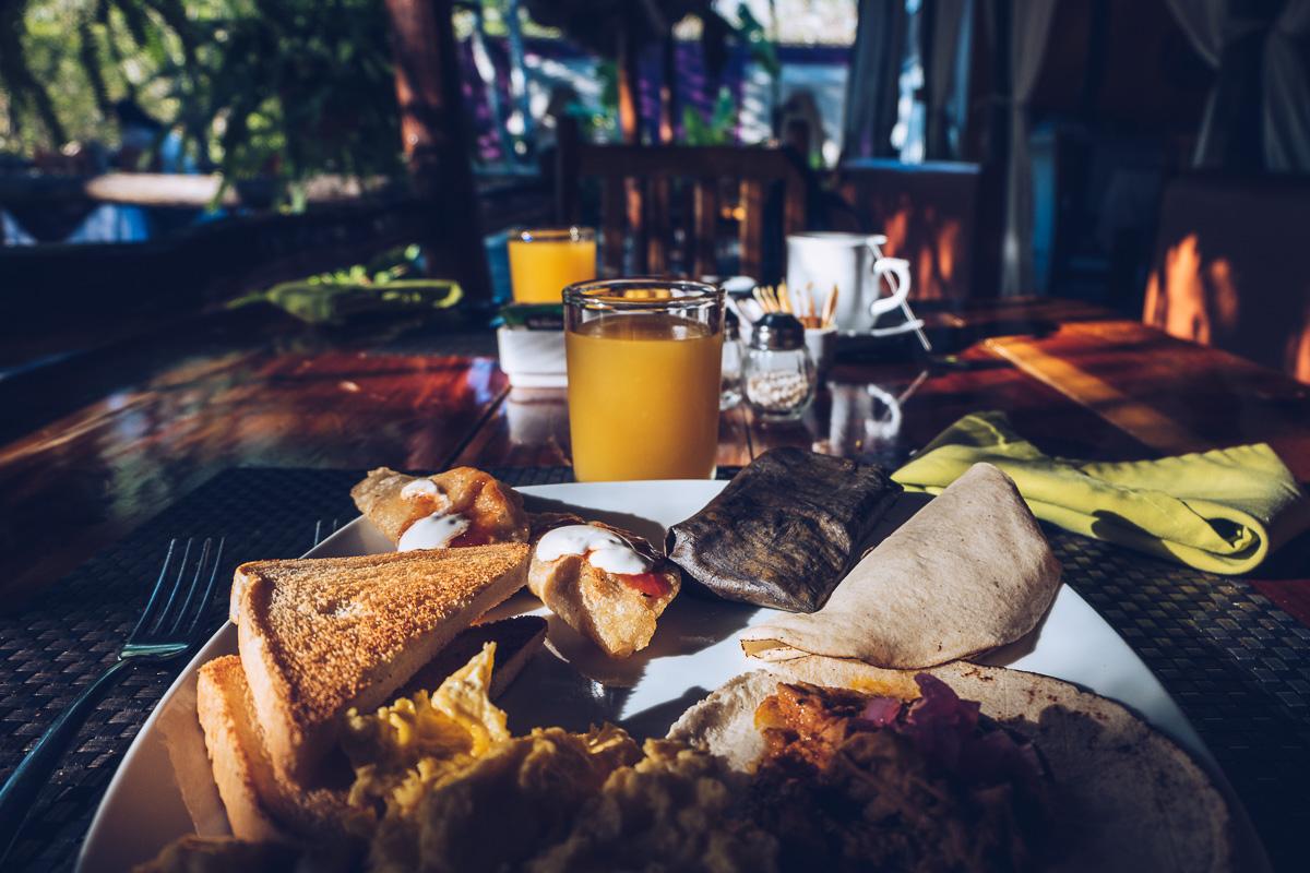 Refuse to hibernate mexique hotel okaan petit dejeuner