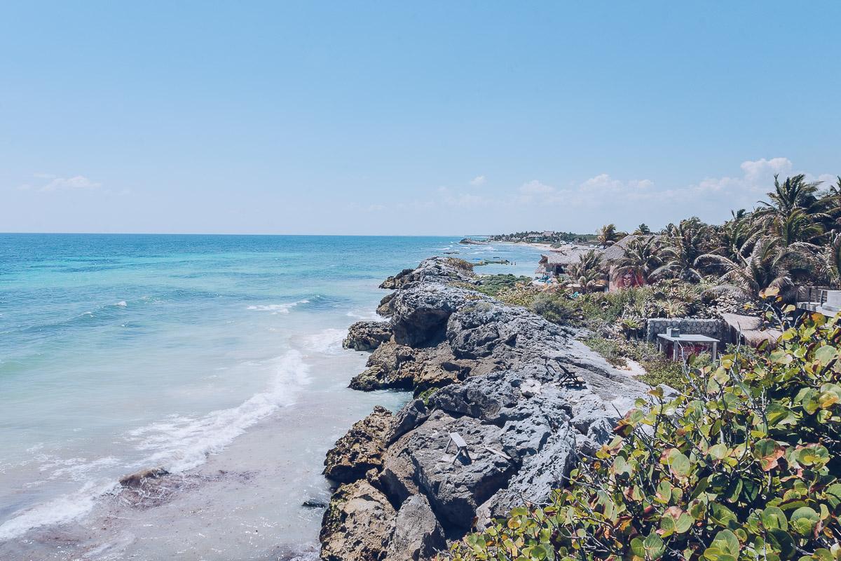 Refuse to hibernate tulum maria del mar plage