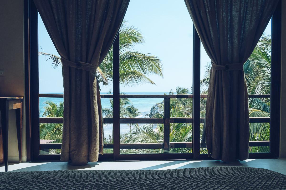 Refuse to hibernate tulum maria del mar vue du lit