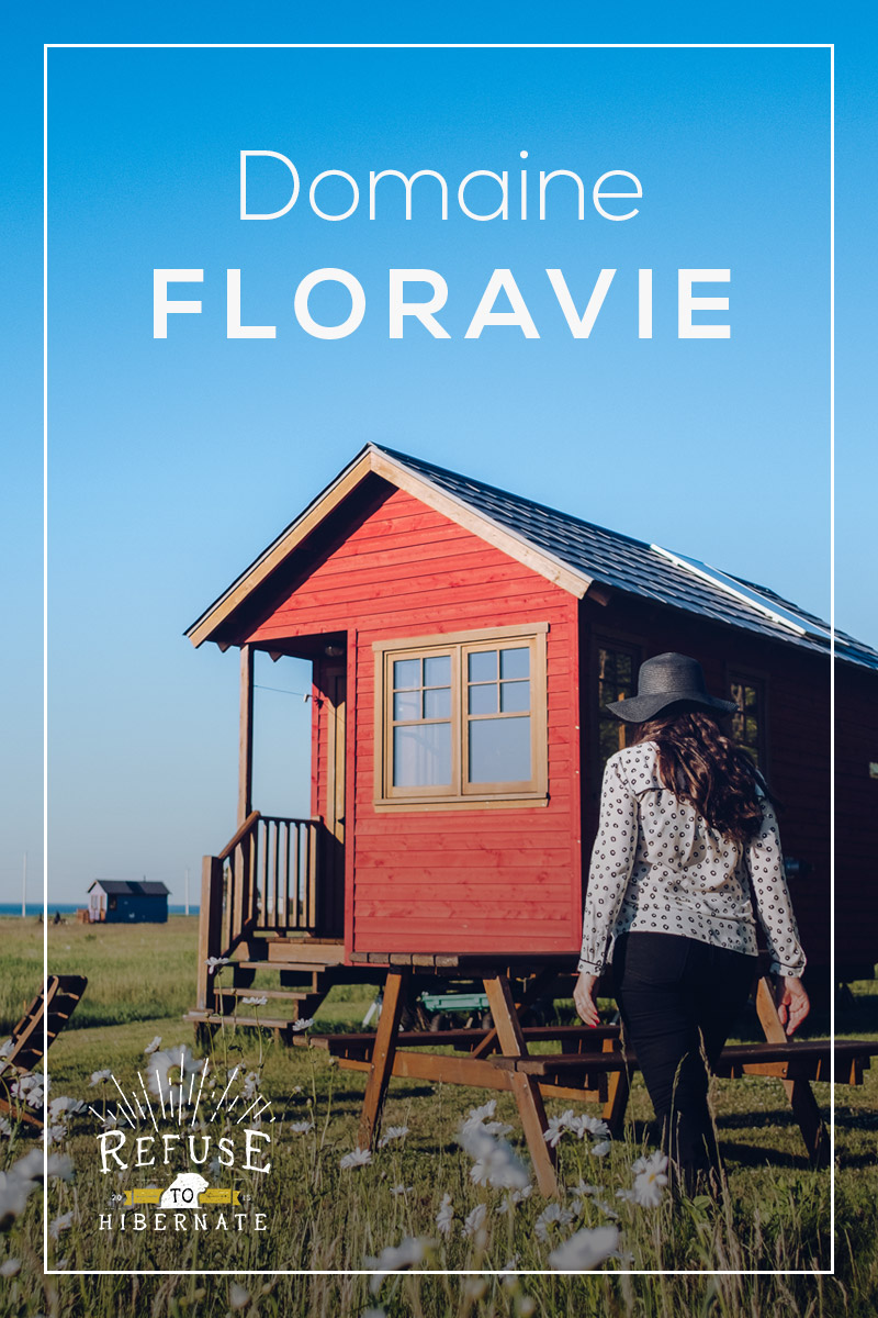Refuse to hibernate domaine floravie