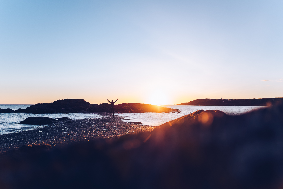 Refuse to hibernate domaine floravie lever de soleil avec mickael