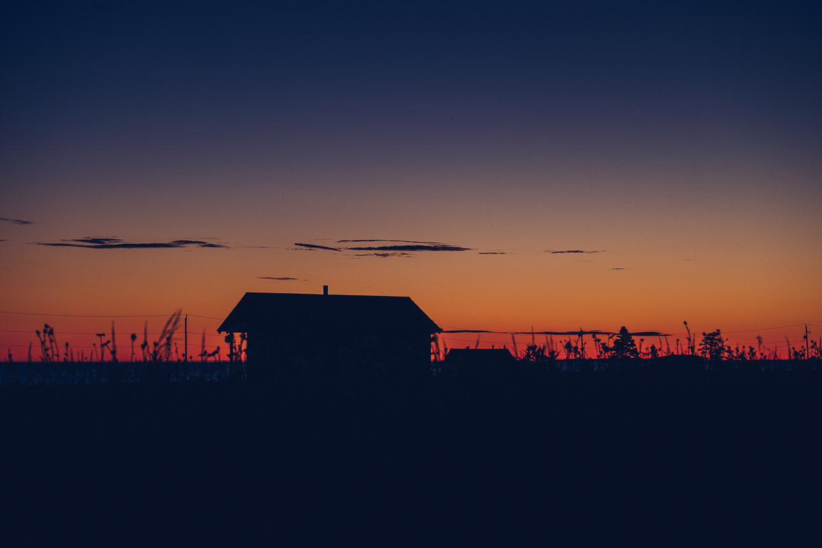 Refuse to hibernate domaine floravie lever de soleil tiny house