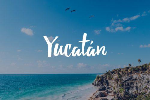 Péninsule du Yucatán