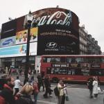 Refuse to hibernate Londres Oxford street