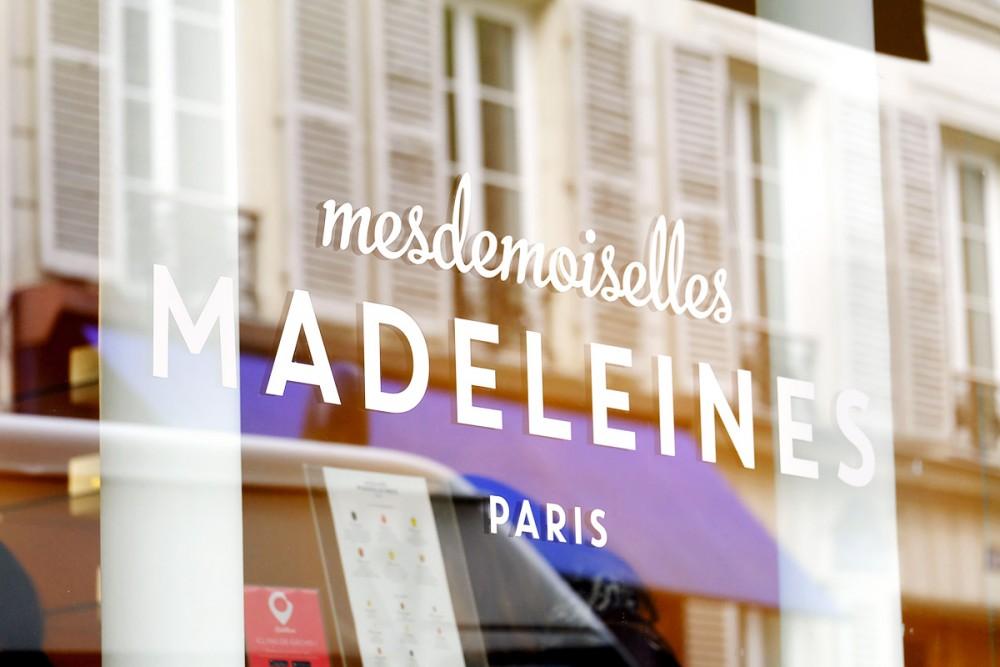 Mesdemoiselles Madeleines, une adresse gourmande à Paris