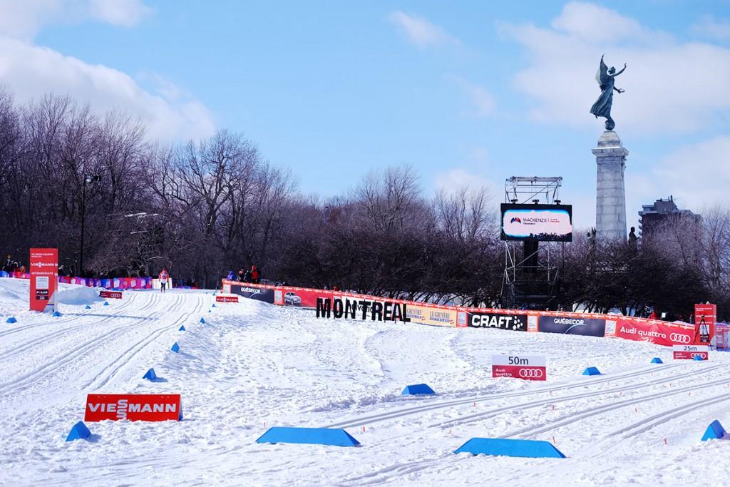 Refuse to hibernate Montréal en hiver Ski Tour Canada