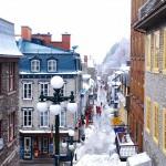 Refuse to hibernate Québec la Basse-Ville