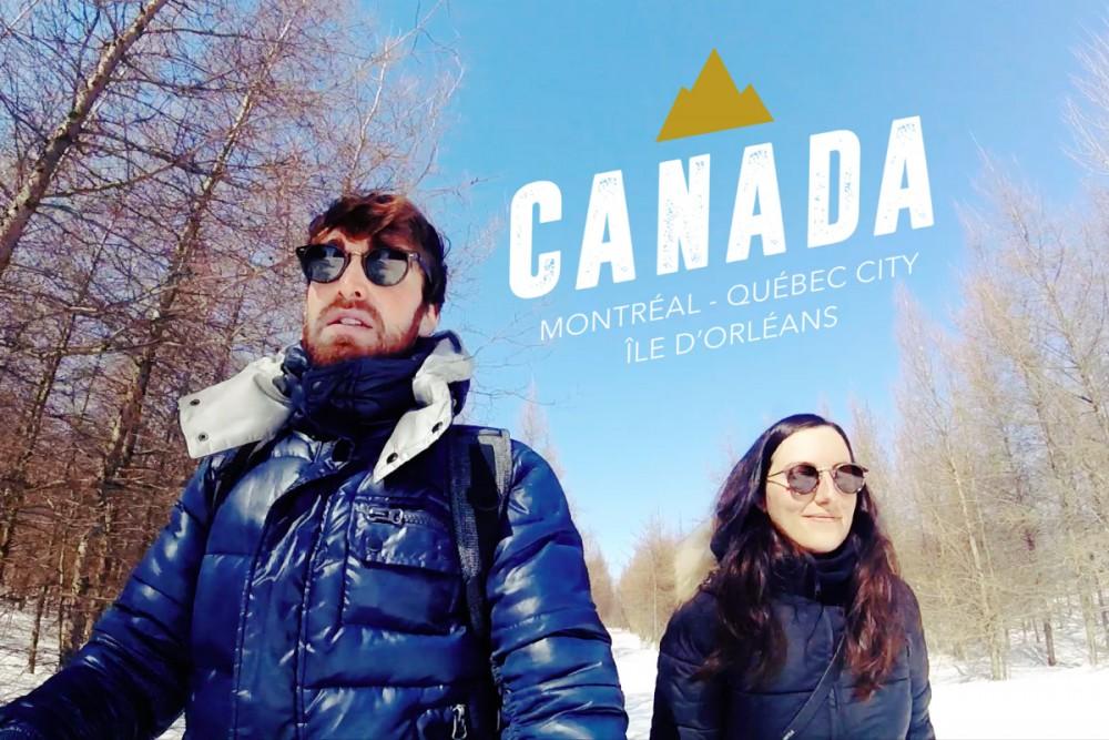 Vidéo, le Québec en moins de 3 minutes