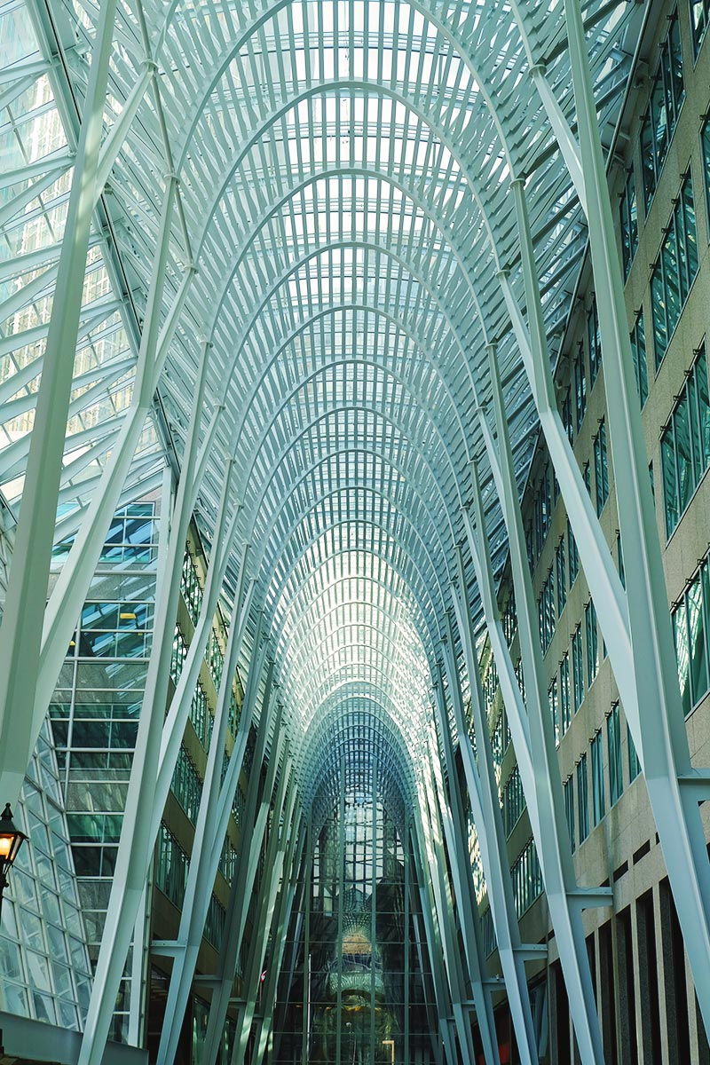 Refuse to hibernate Toronto Brookfield Place