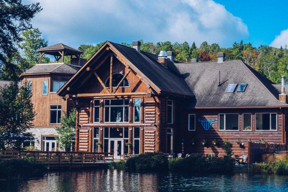 Lanaudière, weekend à l'Auberge du Lac Taureau