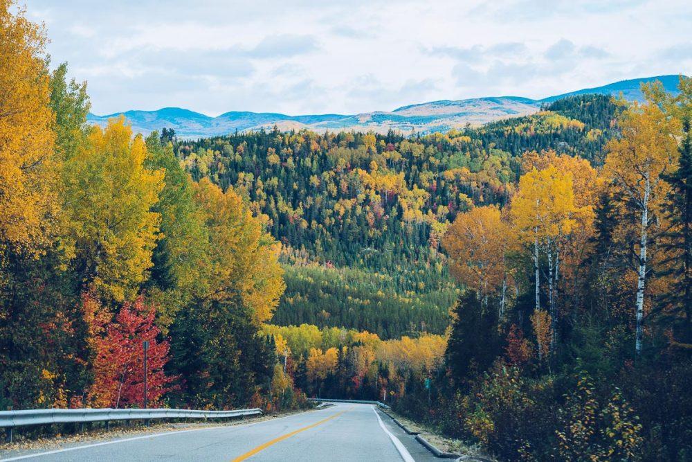 Charlevoix en automne, notre plus belle randonnée au Québec