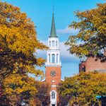 Refuse to hibernate Burlington premiere eglise Unitarienne automne