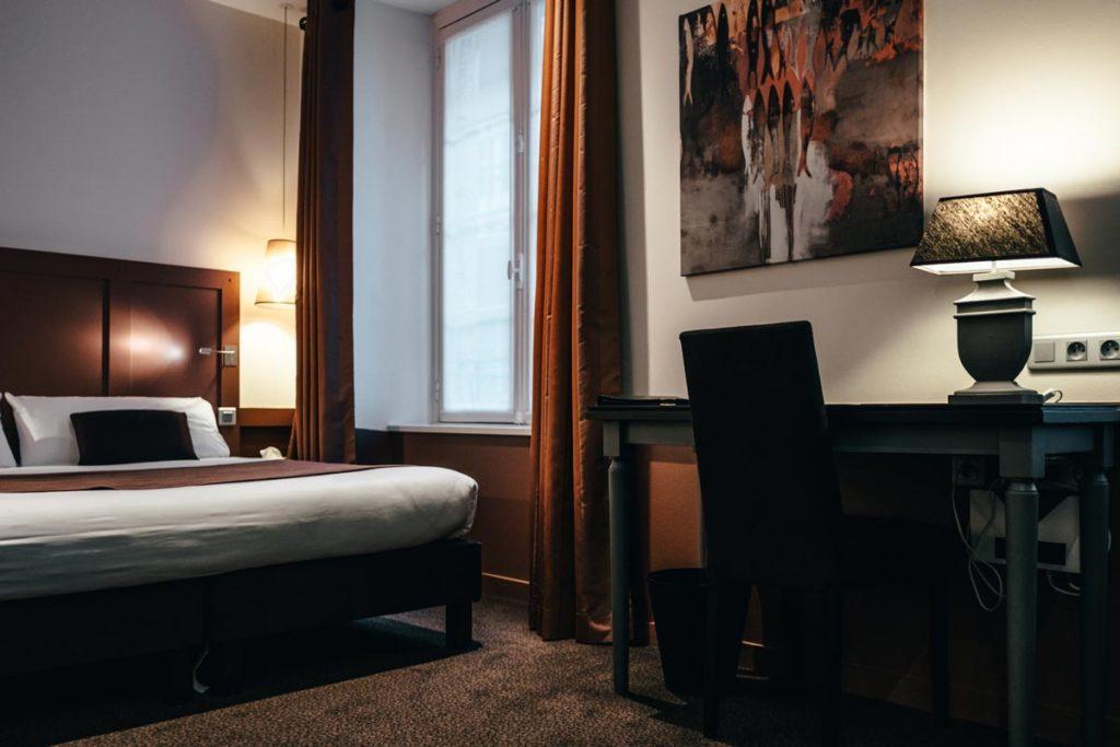 hôtel la Maison des Armateurs chambre Saint-Malo Refuse to hibernate
