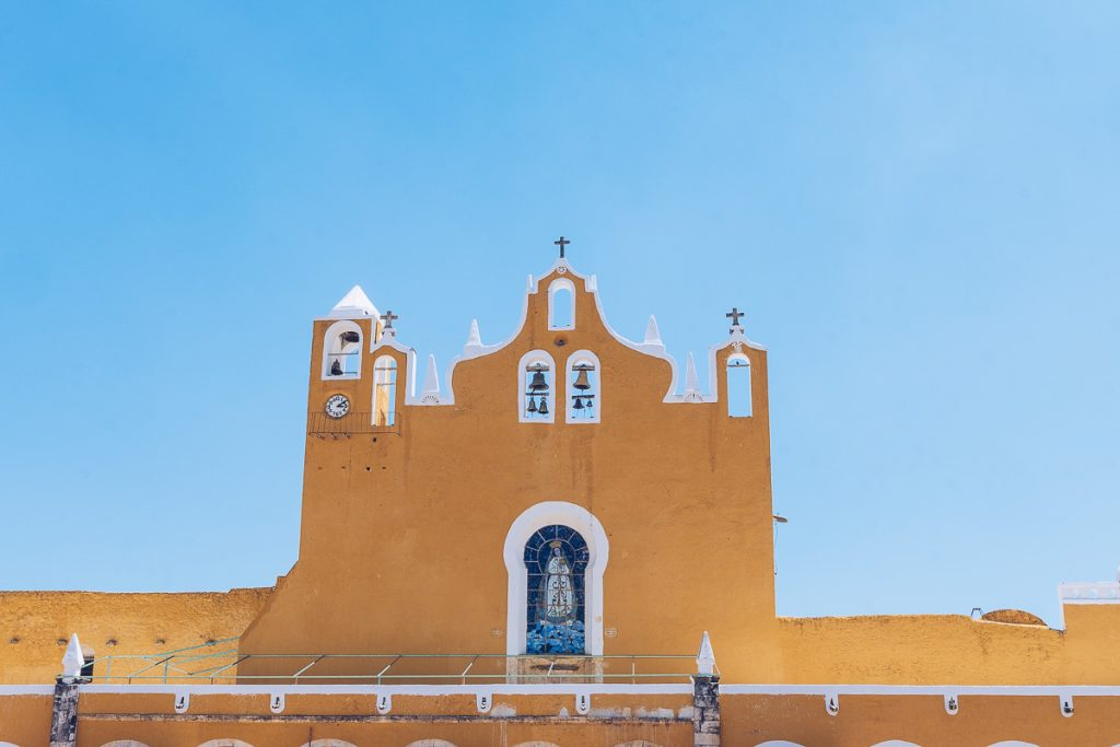 Refuse to hibernate izamal Convento focus