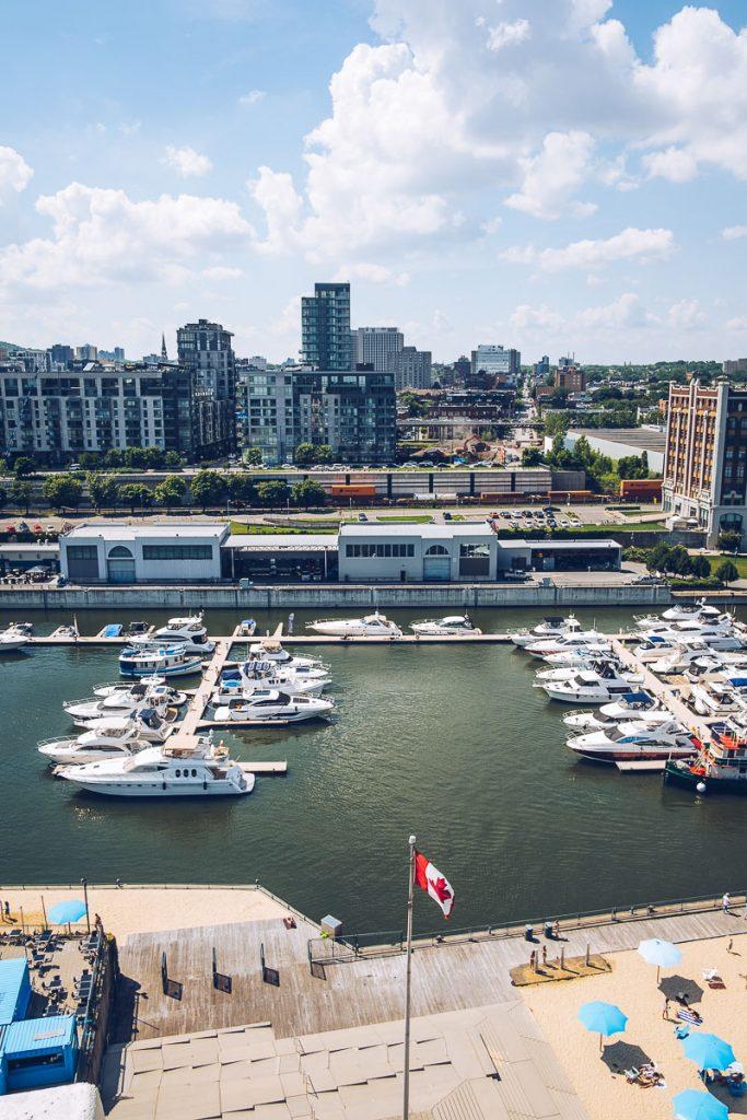 Refuse to hibernate points de vue montreal port vue tour de horloge