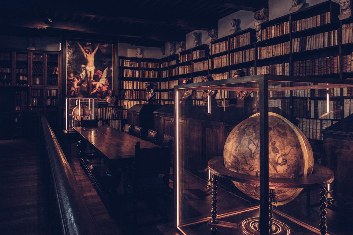 Refuse to hibernate Anvers musee plantin moretus bibliotheque
