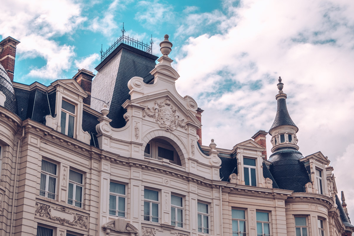 Refuse to hibernate Anvers zurenborg maison en pierre